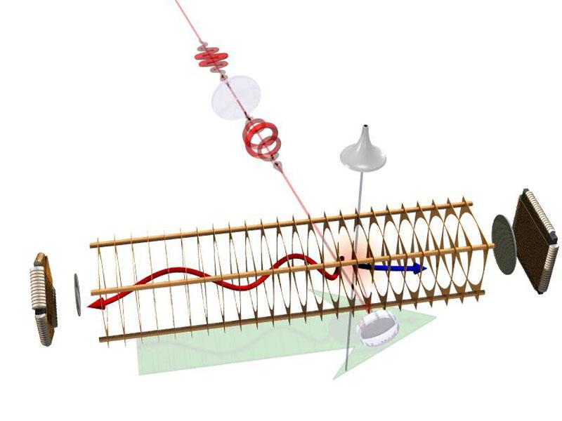 leuchten atome wenn sie ionisiert werden