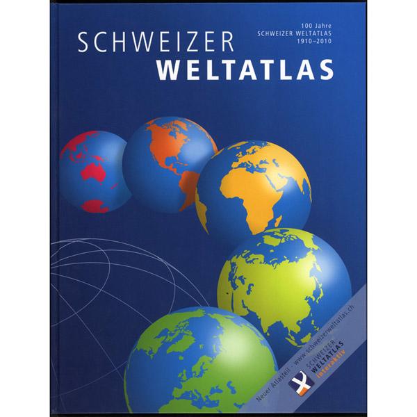 Schweizer Weltatlas» wird zum 100. Geburtstag interaktiv