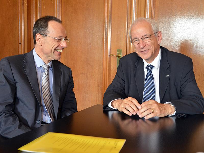 Lino Guzzella appointed President of ETH Zurich